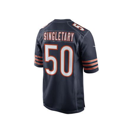 Chicago Bears Mike Singletary Nike NFL Retired Game Jersey