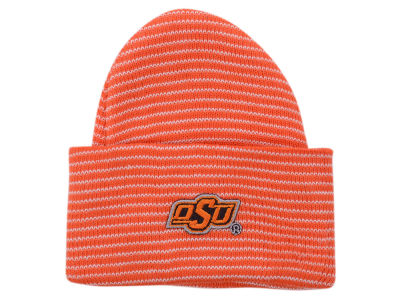 Oklahoma State Cowboys NCAA Newborn Stripe Knit Cap