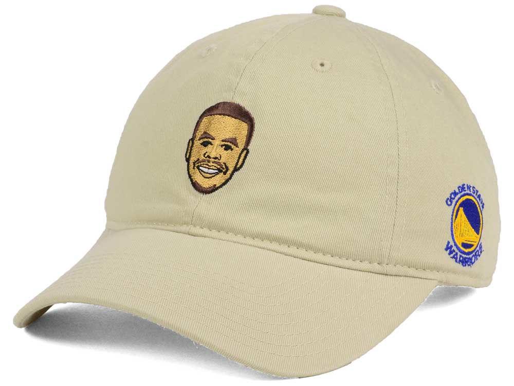 Golden State Warriors adidas NBA Geek Heads Dad Hat  6bcc9c247590