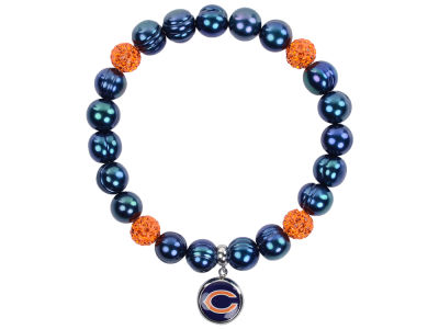 Chicago Bears Honora Bracelet with Sparkle Bead