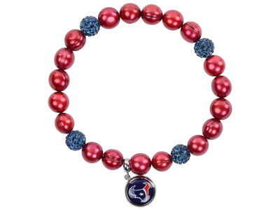 Houston Texans Honora Bracelet with Sparkle Bead
