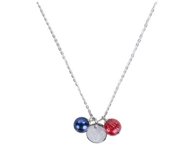 Houston Texans Honora Necklace with Pearl Beads