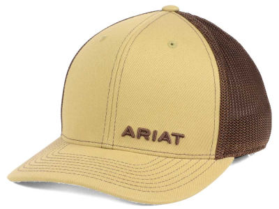 Ariat Text Offset Snapback Cap