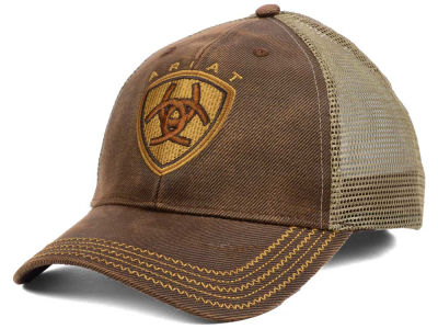 Ariat Oilskin Trucker Hat