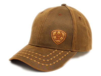 Ariat Offset Oilskin Hat