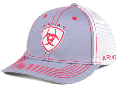 Ariat Center Shield Trucker Hat