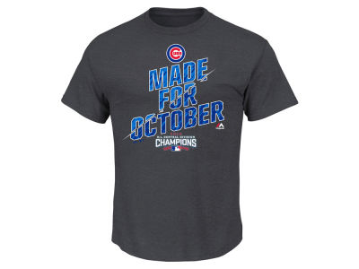 Chicago Cubs MLB Men's Division Champ T-Shirt