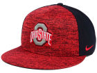 Ohio State Buckeyes Nike NCAA Col Flyknit True Cap Adjustable Hats
