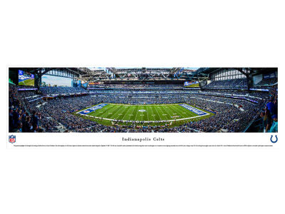 Indianapolis Colts Panoramic Unframed