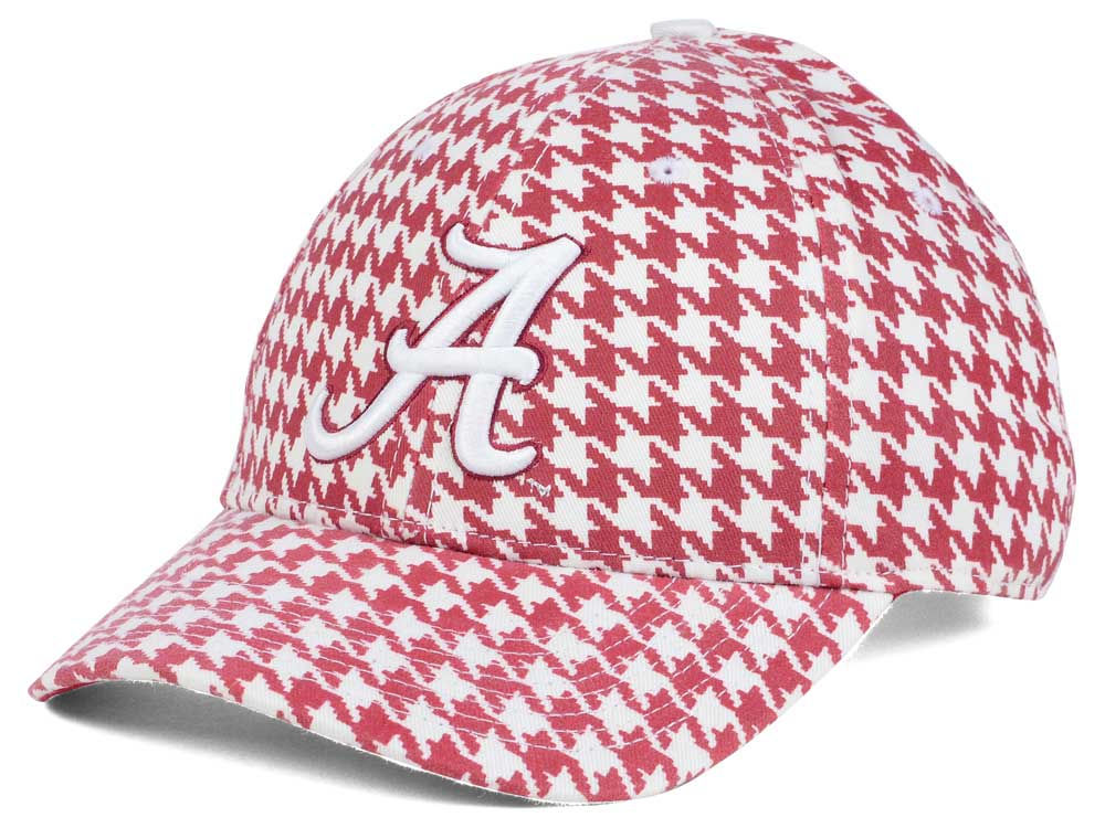 separation shoes 92bbd 987c7 ... italy alabama crimson tide nike ncaa houndstooth flex cap lids 67480  53e07