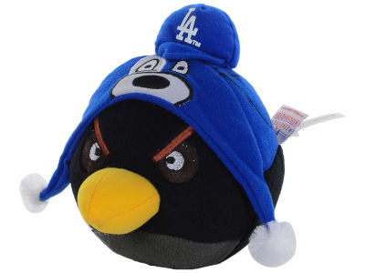 Los Angeles Dodgers Angry Birds Angry Birds Plush
