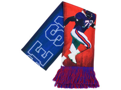 Buffalo Bills Bruce Smith Sublimated Player Scarf