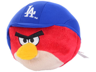 Los Angeles Dodgers Angry Birds Plush