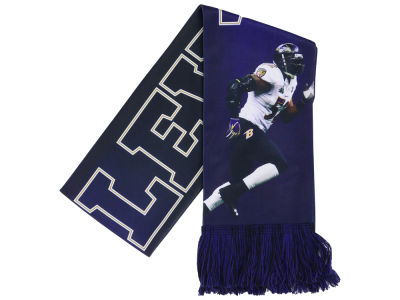 Baltimore Ravens Ray Lewis Sublimated Player Scarf