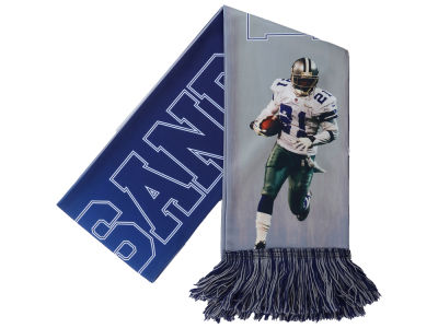 Dallas Cowboys Deion Sanders Sublimated Player Scarf