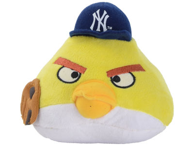 New York Yankees Angry Birds Plush