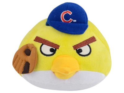 Chicago Cubs Angry Birds Plush