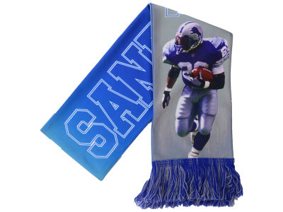 Detroit Lions Barry Sanders Sublimated Player Scarf