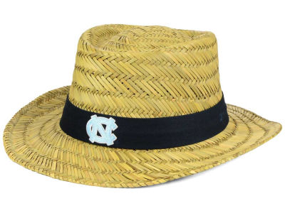 North Carolina Tar Heels '47 NCAA Natural Bogie Straw Hat