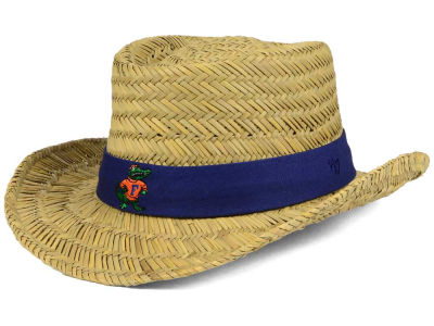 Florida Gators '47 NCAA Natural Bogie Straw Hat