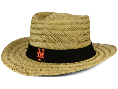 New York Mets '47 MLB Natural Bogie Straw Hat