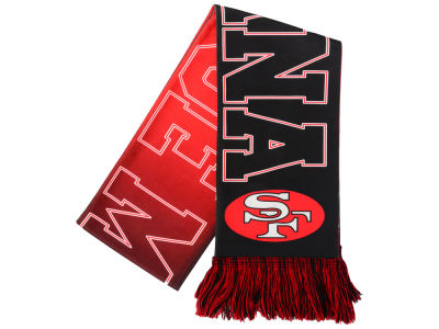 San Francisco 49ers Joe Montana Sublimated Player Scarf