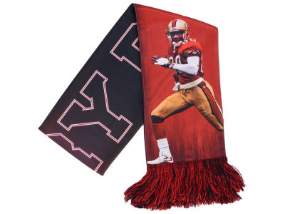 San Francisco 49ers Jerry Rice Sublimated Player Scarf