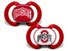 Ohio State Buckeyes 2-pack Pacifier Set Newborn & Infant