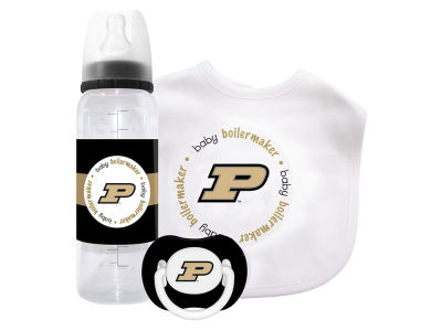 Purdue Boilermakers Baby Fanatic 3pc Baby Gift Set
