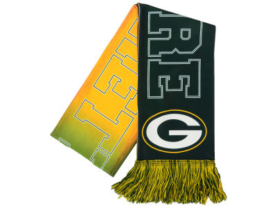 Green Bay Packers Brett Favre Sublimated Player Scarf