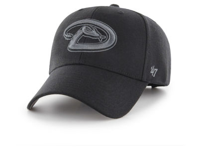 Arizona Diamondbacks '47 MLB '47 MVP Black and Charcoal Cap