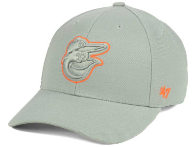 Baltimore Orioles '47 MLB Gray TC Pop '47 MVP Cap