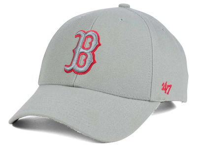 Boston Red Sox '47 MLB Gray TC Pop '47 MVP Cap