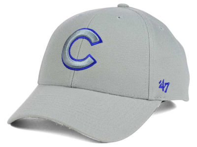 Chicago Cubs '47 MLB '47 MVP Gray TC Pop Cap