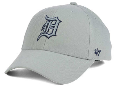 Detroit Tigers '47 MLB Gray TC Pop '47 MVP Cap