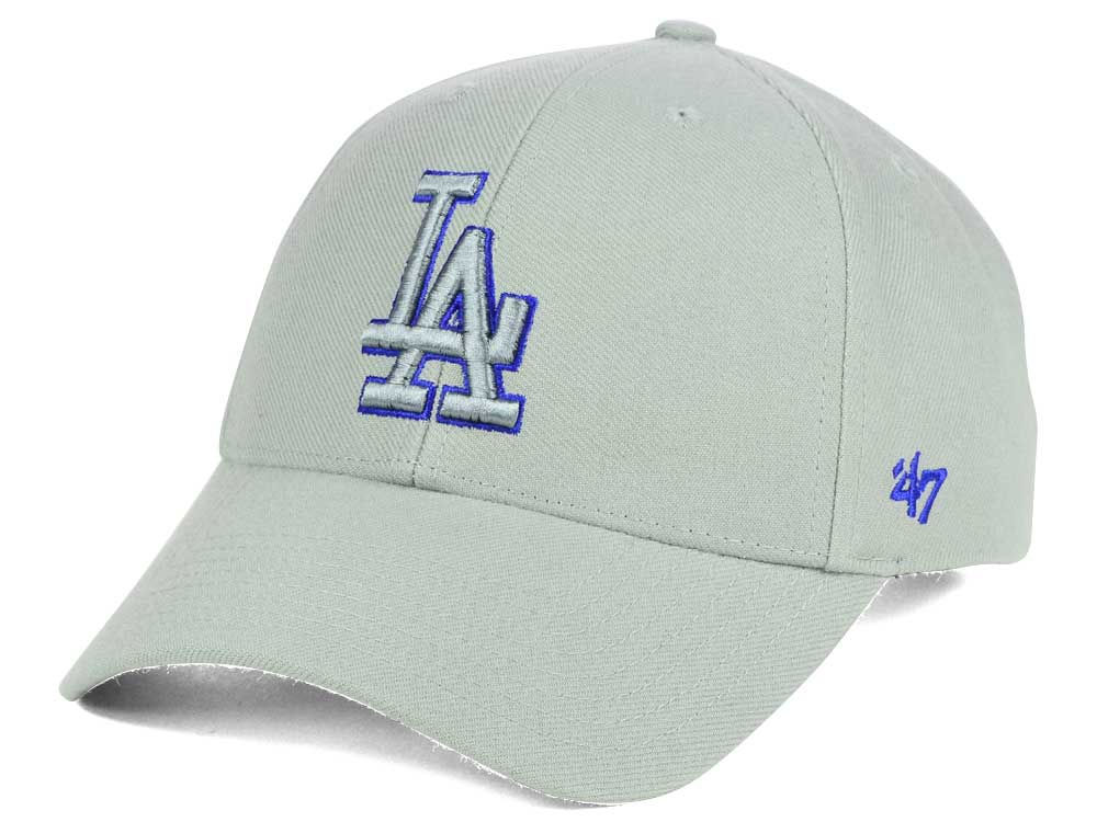 best loved 0ec5c 7edd5 ... ireland los angeles dodgers 47 mlb gray tc pop 47 mvp cap 8443f c98dc