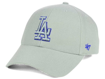 Los Angeles Dodgers '47 MLB Gray TC Pop '47 MVP Cap
