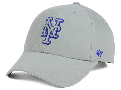 New York Mets '47 MLB '47 MVP Gray TC Pop Cap