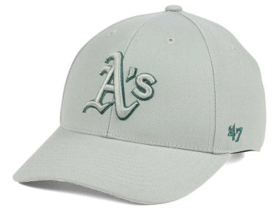 Oakland Athletics '47 MLB Gray TC Pop '47 MVP Cap