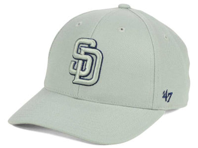 San Diego Padres '47 MLB Gray TC Pop '47 MVP Cap