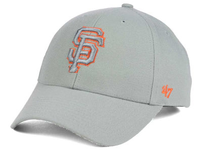 San Francisco Giants '47 MLB Gray TC Pop '47 MVP Cap