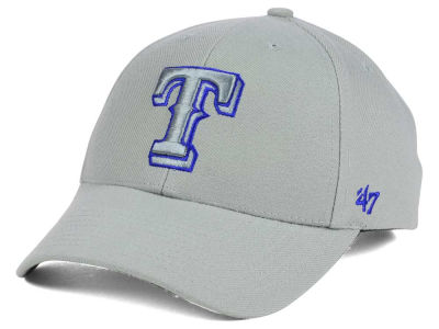 Texas Rangers '47 MLB '47 MVP Gray TC Pop Cap