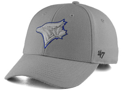 Toronto Blue Jays '47 MLB Gray TC Pop '47 MVP Cap