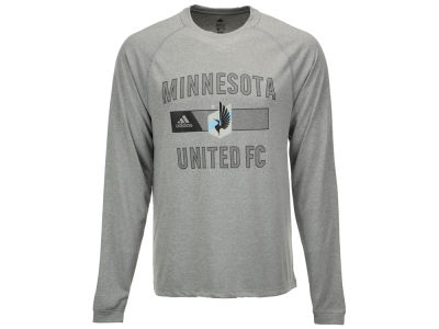 Minnesota United FC adidas MLS Men's Forward Long Sleeve T-Shirt