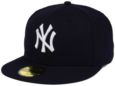New York Yankees New Era MLB Green Bottom Collection 59FIFTY Cap