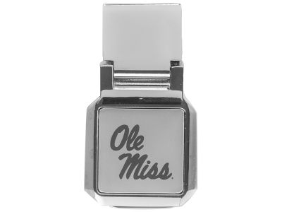 Ole Miss Rebels Spring Loaded Money Clip