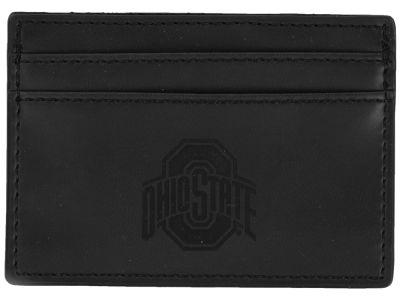Ohio State Buckeyes Money Clip Wallet Sutter
