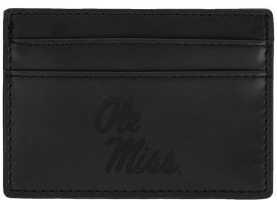 Ole Miss Rebels Money Clip Wallet Sutter