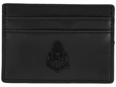 Purdue Boilermakers Money Clip Wallet Sutter