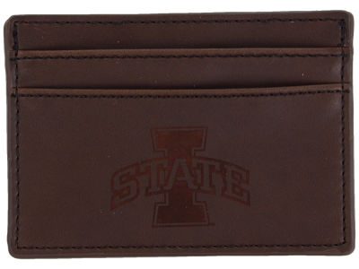 Iowa State Cyclones Money Clip Wallet Sutter